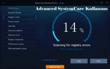 Advanced SystemCare Kullanımı