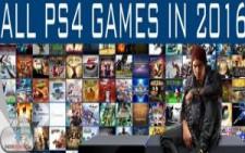 PS4 2016 En İyi Oyunları