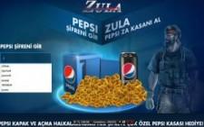 Zula Oyunu Bedava Pepsi Kodu Yazma 2018
